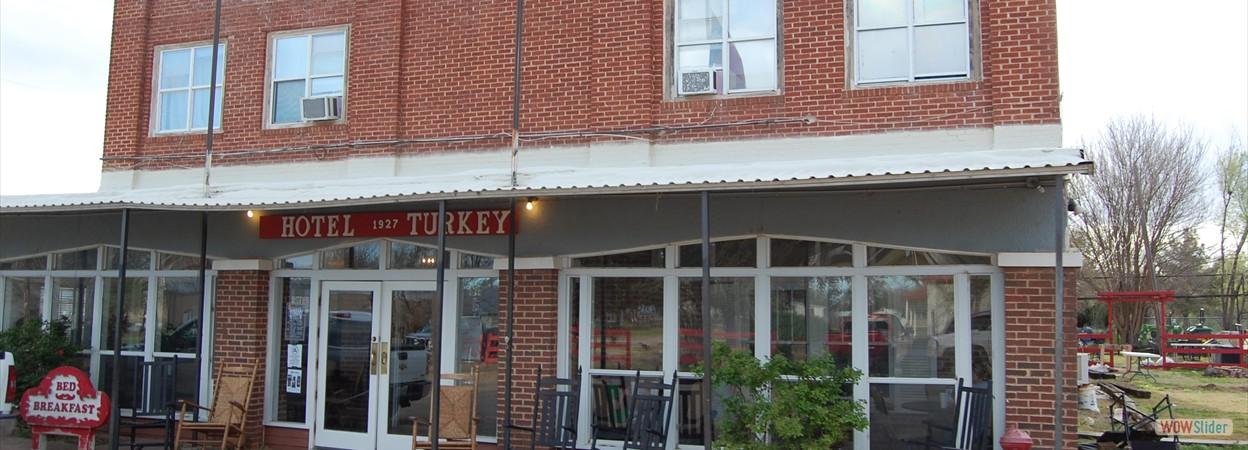 HISTORIC HOTEL TURKEY