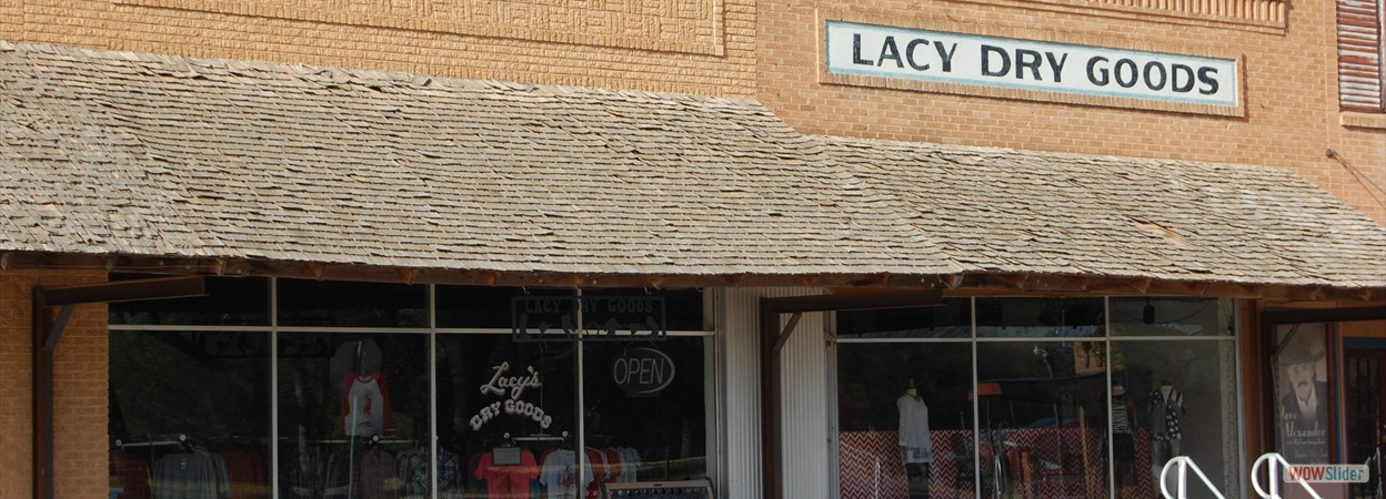 LACY DRY GOODS